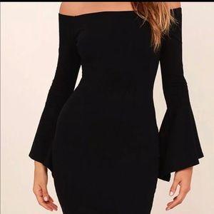 Lulu's Black dress